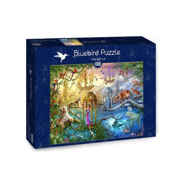 Bluebird 1000 db-os Puzzle - Shangri La - 70128