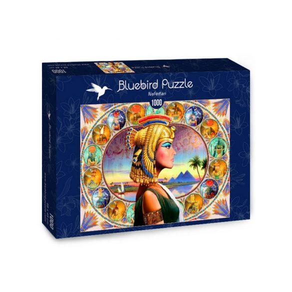 Bluebird 1000 db-os Puzzle - Nefertari - 70130