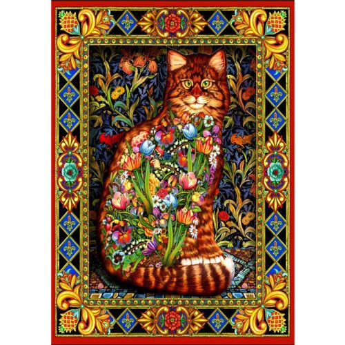 Bluebird 1500 db-os puzzle - Tapestry Cat 70153