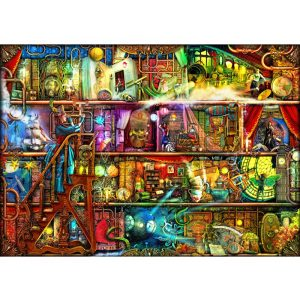 Bluebird 2000 db-os Puzzle - The Fantastic Voyage - 70161