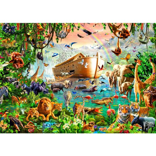 Bluebird 3000 db-os Puzzle - Noah's Ark - 70162