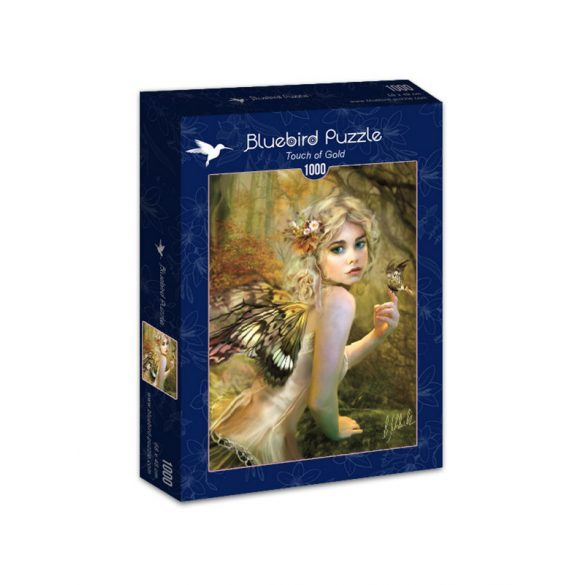 Bluebird Puzzle 1000 db-os puzzle - Touch of Gold 70174