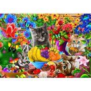Bluebird 1000 db-os Puzzle - Kitten Fun - 70183