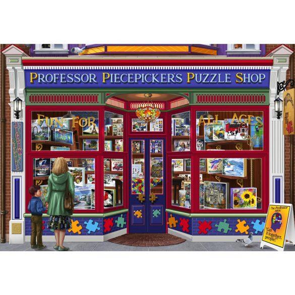 Bluebird 1500 db-os puzzle - Professor Puzzles - 70202