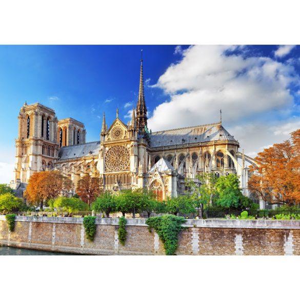 Bluebird 1000 db-os Puzzle - Cathédrale Notre-Dame de Paris - 70224