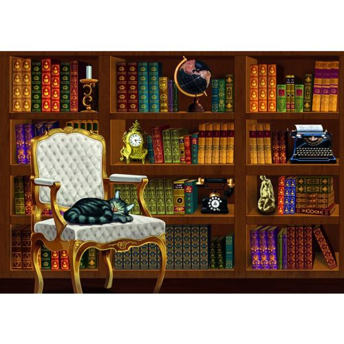 Bluebird 1000 db-os Puzzle - The Vintage Library - 70225