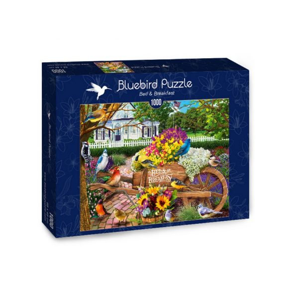 Bluebird 1000 db-os Puzzle - Bed & Breakfast - 70226