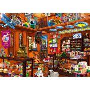Bluebird 1000 db-os Puzzle - Toy Shoppe Hidden - 70227