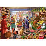 Bluebird 1000 db-os Puzzle - Village Greengrocer - 70232