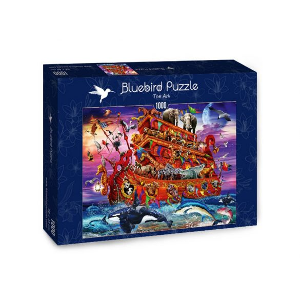 Bluebird 1000 db-os puzzle - The Ark - 70235