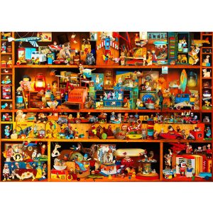 Bluebird 4000 db-os Puzzle - Toys Tale - 70260