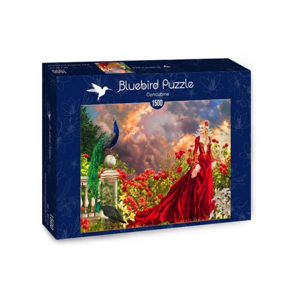 Bluebird 1500 db-os puzzle - Concubine - 70275