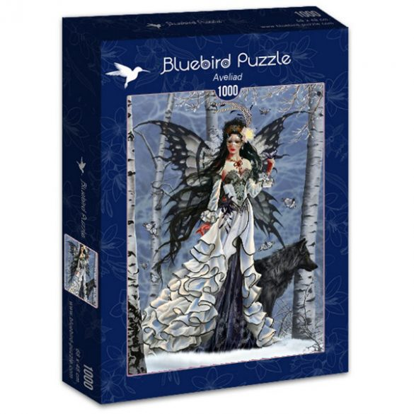 Bluebird 1000 db-os Puzzle - Aveliad - 70277