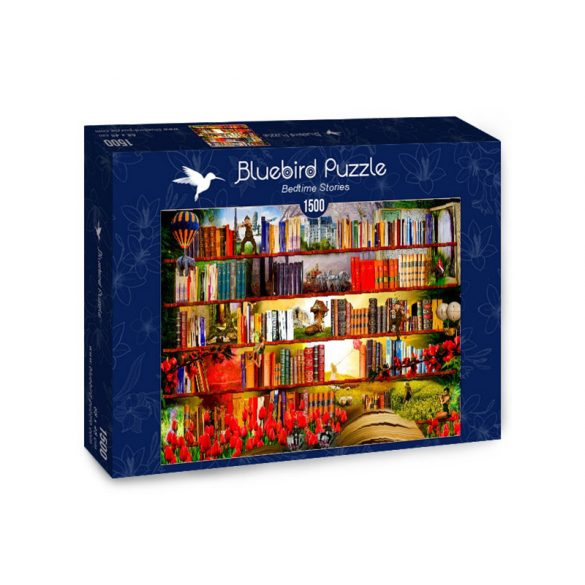 Bluebird 1500 db-os Puzzle - Bedtime Stories - 70281