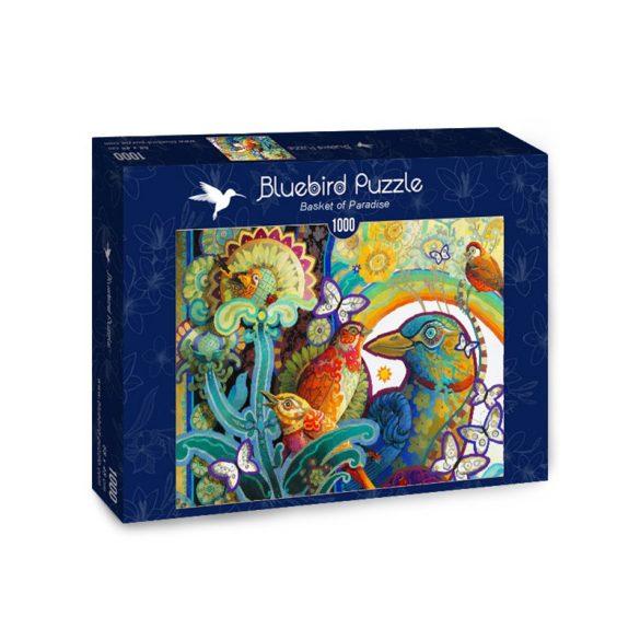 Bluebird 1000 db-os puzzle - Basket of Paradise 70297