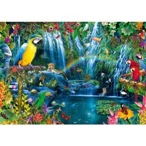 Bluebird 1000 db-os Puzzle - Parrot Tropics - 70298