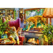 Bluebird 1000 db-os Puzzle - Tigers Coming to Life - 70310