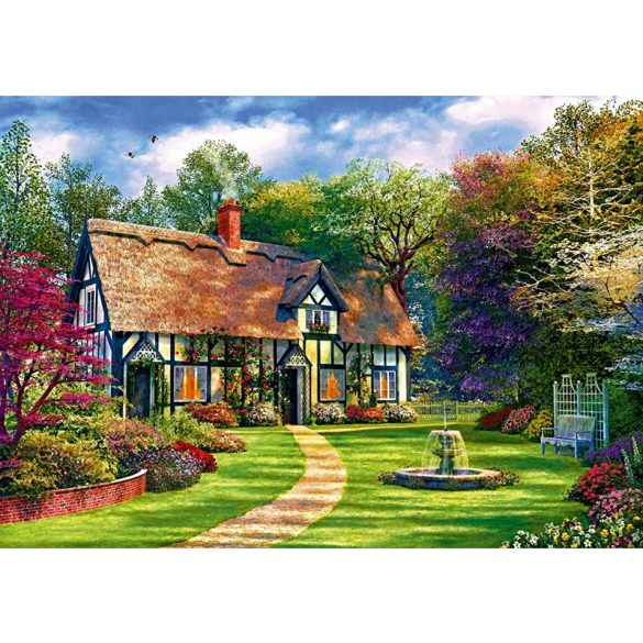 Bluebird 1000 db-os Puzzle - The Hideaway Cottage - 70312