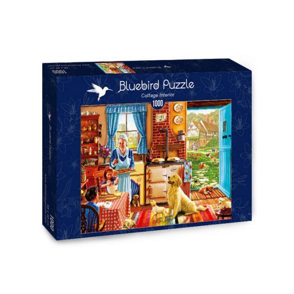 Bluebird 1000 db-os puzzle - Cottage Interior - 70323