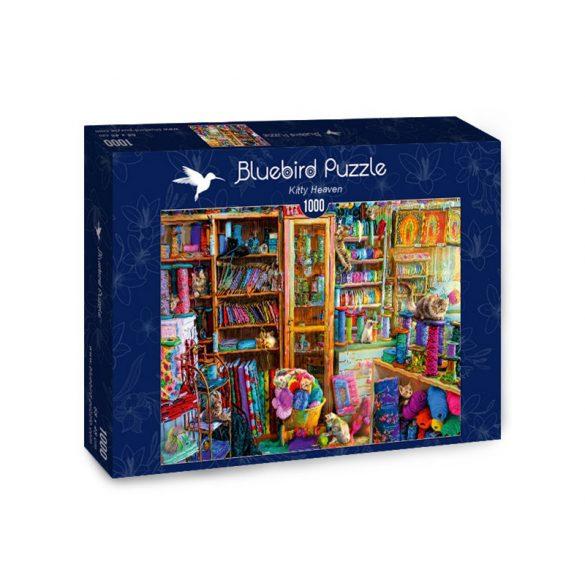 Bluebird 1000 db-os puzzle - Kitty Heaven - 70331