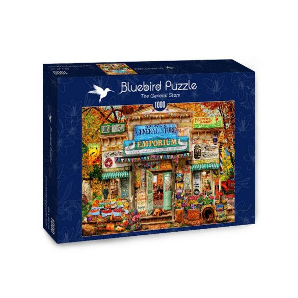 Bluebird 1000 db-os Puzzle - The General Store - 70332