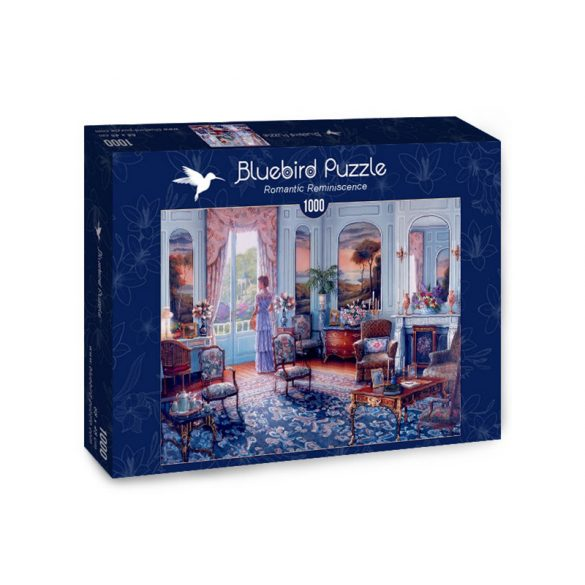 Bluebird 1000 db-os Puzzle - Romantic Reminiscence - 70335