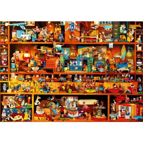 Bluebird 1000 db-os Puzzle - Toys Tale - 70345