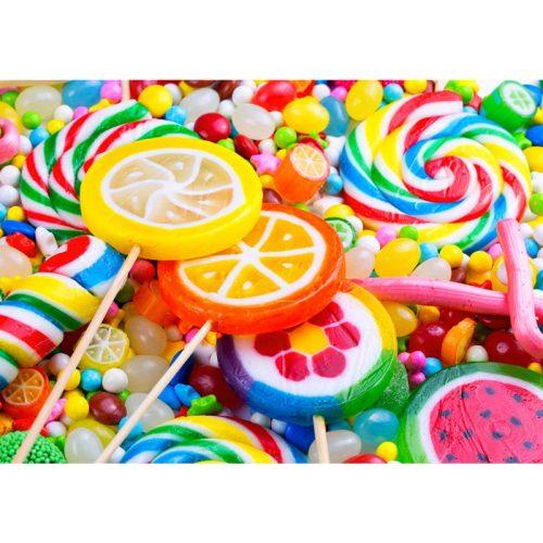 Bluebird 1500 db-os Puzzle - Colorful Lollipops -  70379