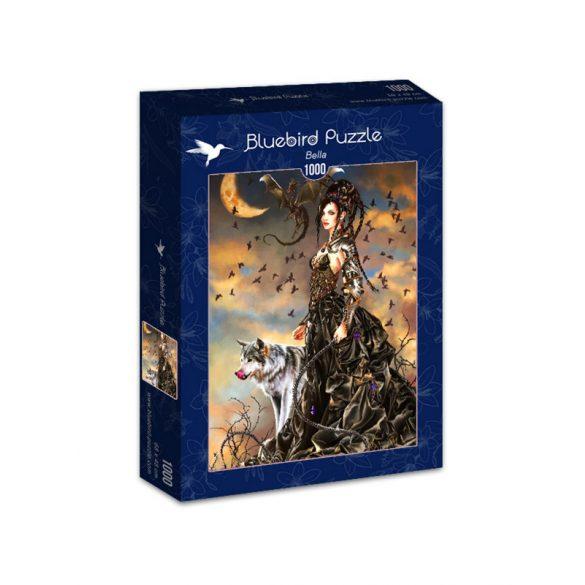 Bluebird 1000 db-os Puzzle - Bella - 70422
