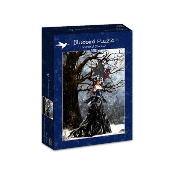Bluebird 1000 db-os Puzzle - Queen of Shadows - 70424