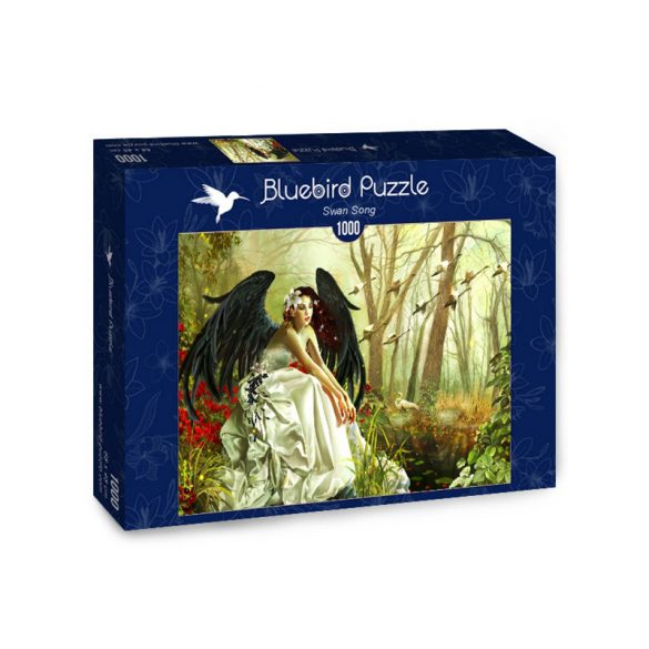 Bluebird 1000 db-os Puzzle - Swan Song - 70427
