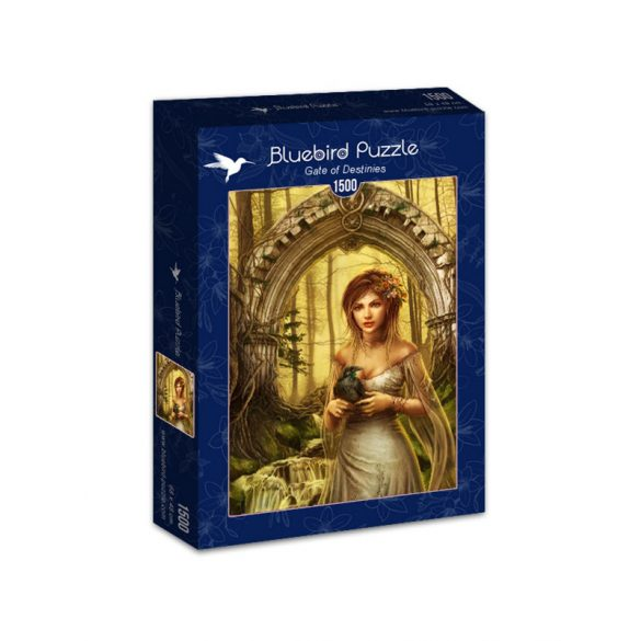 Bluebird 1500 db-os puzzle - Gate of Destinies 70428