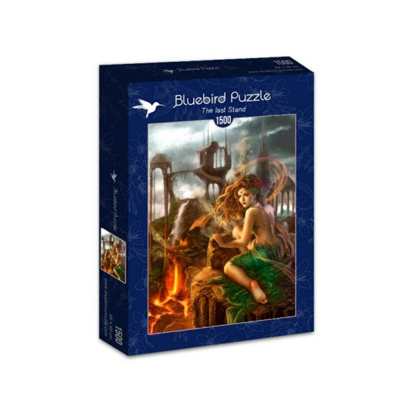 Bluebird 1500 db-os puzzle - The last Stand 70429