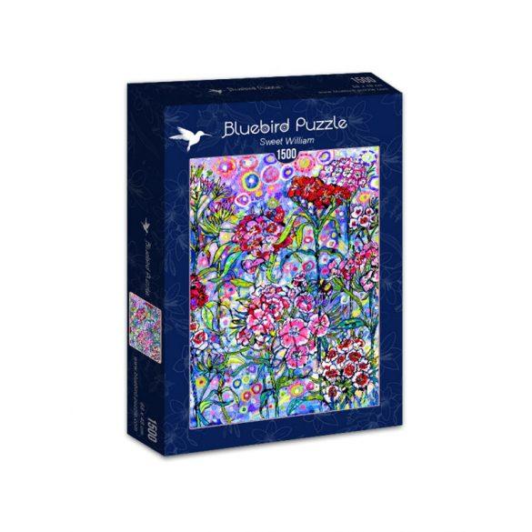 Bluebird 1500 db-os puzzle - Sweet William 70432