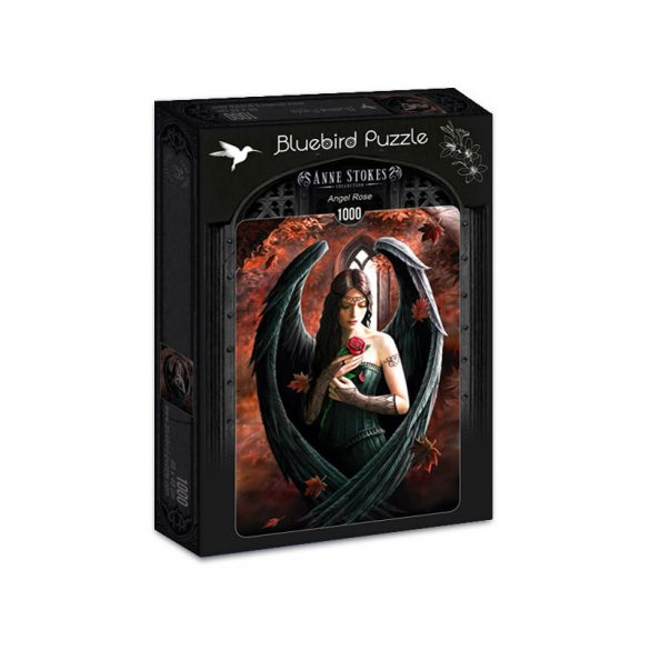Bluebird 1000 db-os puzzle - Anne Stokes - Angel Rose 70437