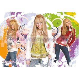 Puzzle 104 db-os Hannah Montana - Clementoni