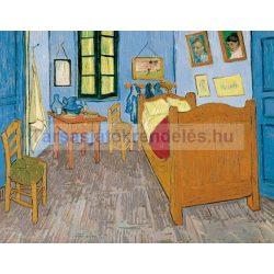 Puzzle 3000 db-os Van Gogh: Van Gogh szobája Arles-ben - Clementoni (33535)