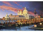 Puzzle 4000 db - Szent Márk-bazilika, Velence - Clementoni