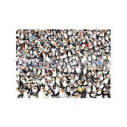 Puzzle 1000 db-os - A Madagaszkár pingvinjei, A lehetetlen puzzle - Clementoni (39362)