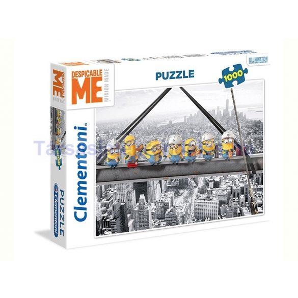 Puzzle 1000 db-os - Minyonok - Clementoni (39370)