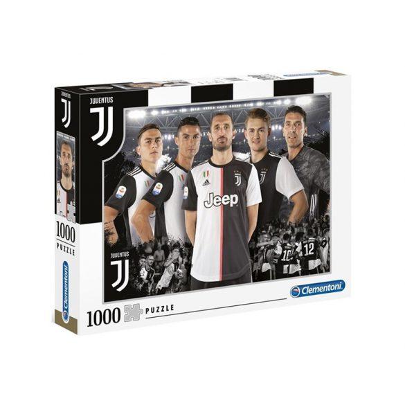 Puzzle 1000 db-os - Juventus - Clementoni 39529