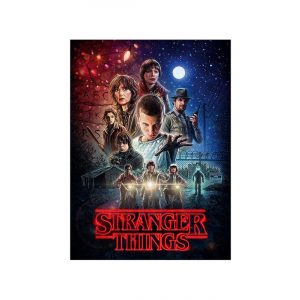 Puzzle 1000 db-os - Stranger Things - Clementoni 39542