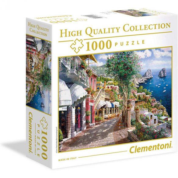 Clementoni 1000 db-os puzzle négyzet alakú dobozban - Capri  96501