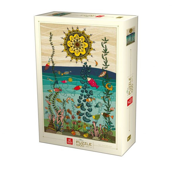 Deico Games 1000 db-os puzzle - Nature 75451