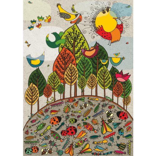 Deico Games 1000 db-os puzzle - Nature Puzzle 76007
