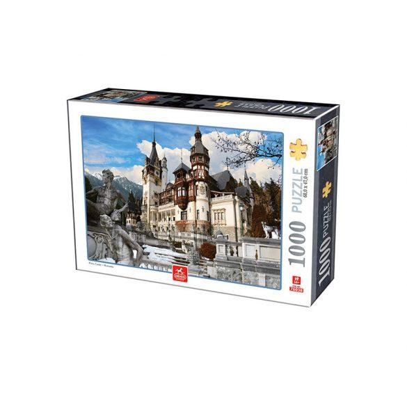 Deico Games 1000 db-os puzzle - Peles Castle - 76038