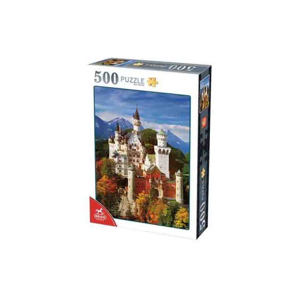 Deico Games 500 db-os puzzle - Neuschwanstein - 76090