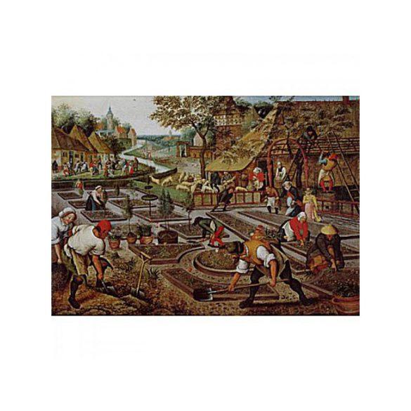 D-Toys 1000 db-os puzzle - Brueghel : Spring 66947