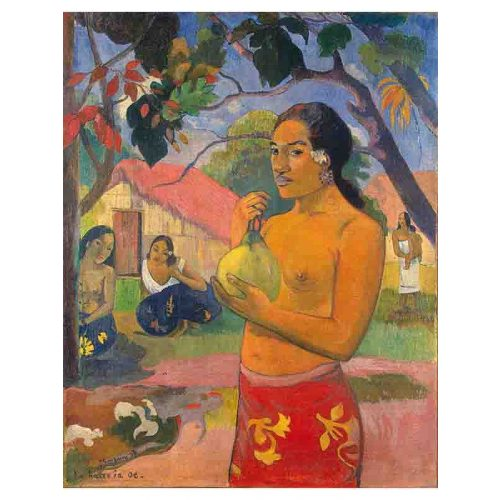 D-Toys 1000 db-os puzzle - Gauguin Paul: Eu haere ia oe - 69894