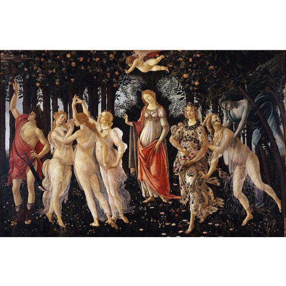 D-Toys 1000 db-os puzzle - Sandro Botticelli: La Primavera - 69955